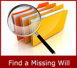 Find a Will